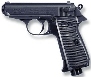 Umarex Walther PPK/S - 92 руб.